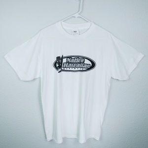 NWT Hawaiian Surfer Motif T-Shirt